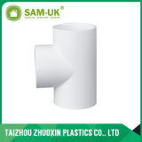 Qualidade elevada Sch40 ASTM D2466 as buchas do tubo de PVC branco Company