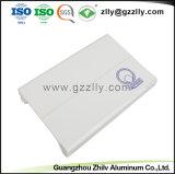 Radiador de alumínio anodizado para o amplificador de áudio automaticamente com a norma ISO9001