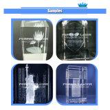 3D Professionele Fabriek van de Prijs van de Machine van de Gravure van het Kristal van de Laser