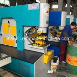 I/H viga de hierro de corte trabajador máquina utilizada en el túnel ferroviario/