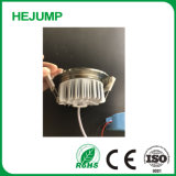 "3 "" 10W Druckguss-Aluminium IP44 Dimmable flache LED Downlight"