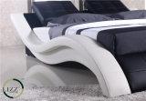 Sterke en Duurzame Koningin Size Wooden Bed voor Slaapkamer