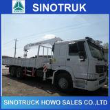 10ton 두바이에 있는 기중기 트럭