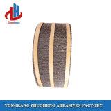 Borboleta de moagem simples calcinados preto rodas de polimento e Abrasivos