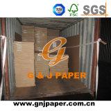 Papier non-enduit réutilisé de Woodfree de pâte de bois avec l'emballage de palette