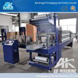 Máquina automática del envoltorio retractor de la película del PE/empaquetadora