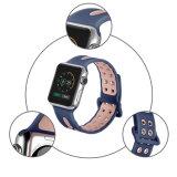 Venda de reloj del deporte del silicón de la alta calidad para la correa de reloj de Apple