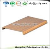 Heißer Verkaufs-Qualitäts-H-Geformter Streifen-dekorative Aluminiumdecke