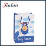 Sacchetti di elemento portante di carta stampati 4c all'ingrosso di acquisto del regalo dei regali del bambino