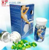 자연적인 최대 체중을 줄이는 캡슐 파랑. 검정. 녹색과 빨강 상자 체중 감소 캡슐