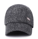 China-Hut-Fabrik-Form-Winter-Wolle-geglaubte Hut-Schutzkappen-Baseball
