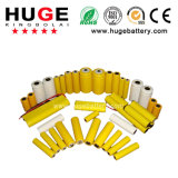 3.6V 2/3AAA 200mAh Batterie Ni-CD