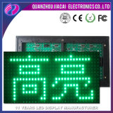 La alta calidad al aire libre P10 escoge el módulo del color verde LED