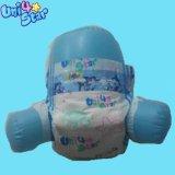 Nouvelle entrée de qualité supérieure des prix de gros échantillon gratuit de gros de couches pour bébés en Espagne en provenance de Chine