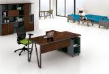 L escritorio de oficina de madera de Excutive de los muebles de la oficina simple moderna de la dimensión de una variable (BL-AYD18D)