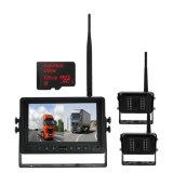 Robusta y resistente al agua camión 2.4G Wireless Kit de cámara de marcha atrás