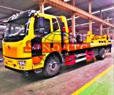 FAW 도로 구조차 트럭, 트럭 8-10 톤 난파