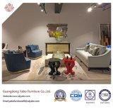 Form-Hotel-Möbel mit hölzernem Lehnsessel für Vorhalle (YB-S-860)
