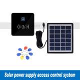 2018 Nouvelle porte le contrôle des accès d'alimentation solaire