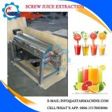 extrator vegetal do Juicer da fruta 500kg/H