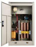écran LCD 100kVA 3 régulateur de tension automatique de la phase 380V pour la salle serveur