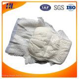Тяга ткани устранимая взрослый вверх по пеленке ворсистого изготовления пеленок
