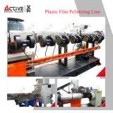 二段式表面切断のプラスチック微粒のペレタイジングを施す機械を停止しなさい