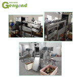 Machines van de Verwerking van de Machine van de Kokosnoot van de Chips van Juicer van het Vruchtesap van het Suikerriet van de besnoeiing de half Plantaardige Scherpe