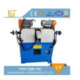 DJ-52 정밀도 두 배 헤드 금속 관 관 모서리를 깎아내는 기계