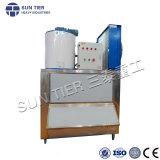 Flake Machine à glace Prix flocon d'eau salée la machine à glace