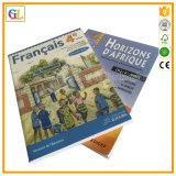 Impresión educativa de los libros de la cubierta suave (OEM-GL016)