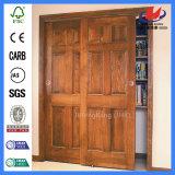 18 pouces de porte de placard Portes en bois massif Cheap porte coulissante