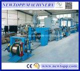 Ligne de expulsion automatique de câble de fil de PVC/PE/XLPE