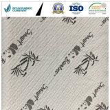 Almofadas de fibra de bambu Panda&Tecido para colchões
