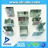 Puerta de aluminio de la ventana del perfil 6063 T5 para el producto del aluminio de Guinea de África
