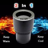 Het verwarmen het Koelen drinkt Houder van de Koffie van de Drank van het Water de Mini Slimme