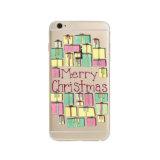 iPhone 8 аргументы за мобильного телефона Santa Claus подарка с Рождеством Христовым
