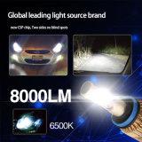 LED 헤드라이트가 도매 최고 밝은 3개의 측 옥수수 속 차에 의하여 점화한다