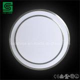 목욕탕 부엌을%s 자연적인 백색 홍조 마운트 LED 천장 빛