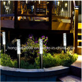 Nouveau design Hot Sale bulle de lumière solaire de jardin Jardin Solaire jeu Arylic Bubble Light