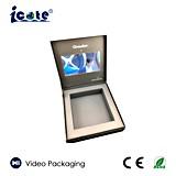 Populairste LCD van 7 Duim VideoDoos voor Reclame/Groet/Gift