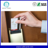 Bande magnétique et carte combinée RFID
