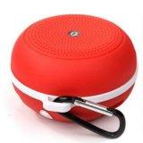 Mini altoparlante senza fili impermeabile portatile circolare di Bluetooth