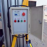 Equipamento de elevação hidráulica 10m para instalação e manutenção