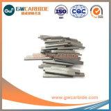 O carboneto de tungsténio/Faixa de carboneto cementado para ferramenta de corte