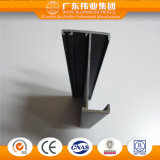 profil 6000series en aluminium pour le guichet et la porte