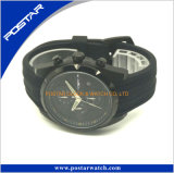 Nuevo reloj del cronógrafo del precio del reloj del cuarzo de Terner del reloj del tiburón del diseño