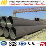 Tubulação de aço soldada espiral de petróleo e de gás do API (SSAW SAWH)