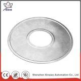 Fabricação de metal de alumínio de alta precisão parte de soldadura