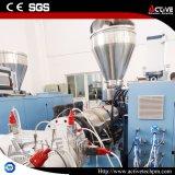 Máquina extrusora de duplo fuso para tubo de PVC linha de produção
